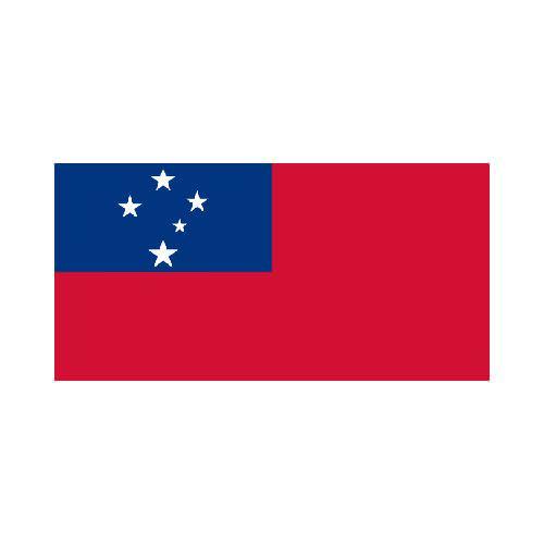Samoa 3x5 Flag