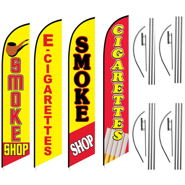 Smoke-Shop-E-Cigarettes-Smoke-Shop-Cigarettes-Smoke-Shop-Feather-Flag-Package