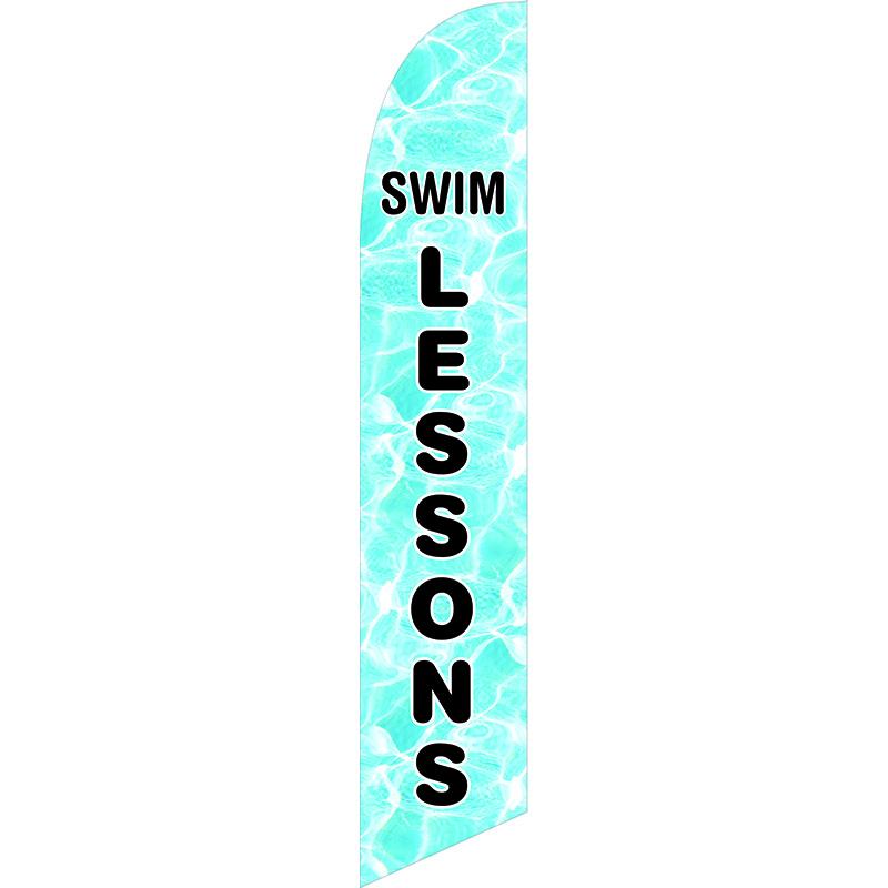 SKATEBOARDS Skate Board Sale Swooper Banner Feather Flutter Tall Curved Top Flag