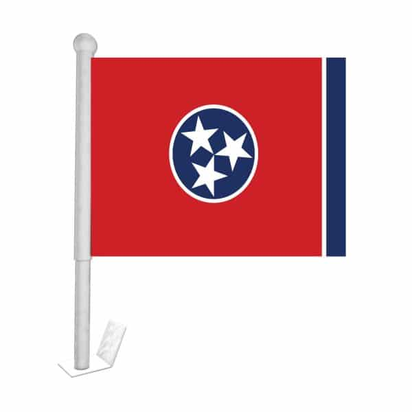 tennessee state car flag
