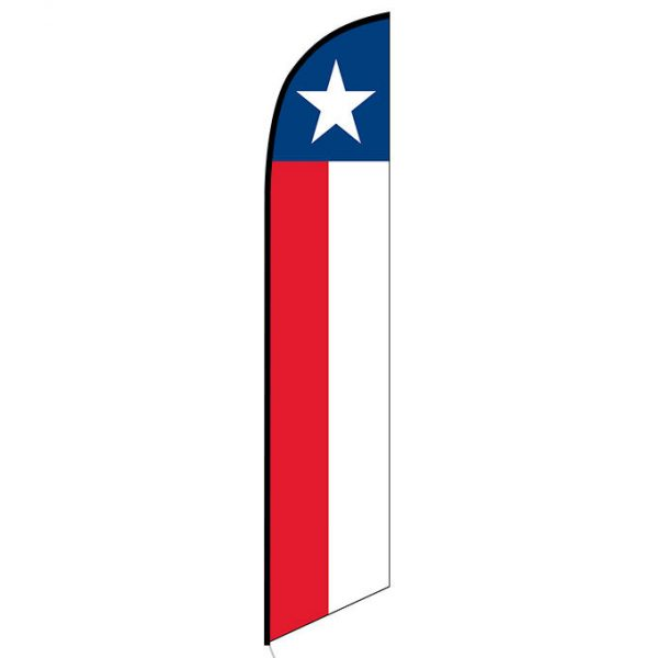 Texas Feather Flag