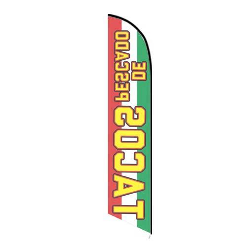 Tacos-de-Pescado-Mexican-Food-Feather-Flag-FFN-5797