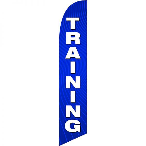Training Feather Flag