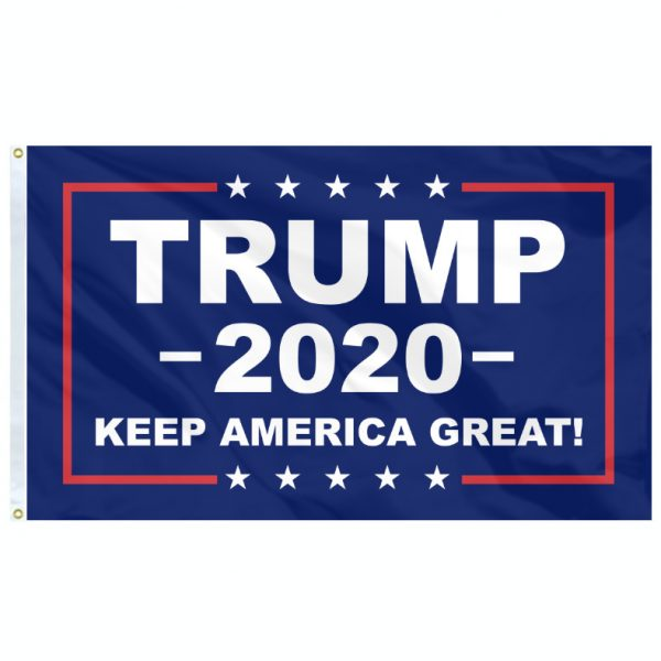 Trump 2020 Flag Presidential Election