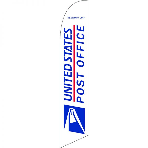 USPS Feather Flag