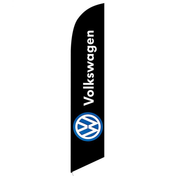 Volkswagen feather flag