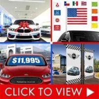 Auto Dealer Supplies
