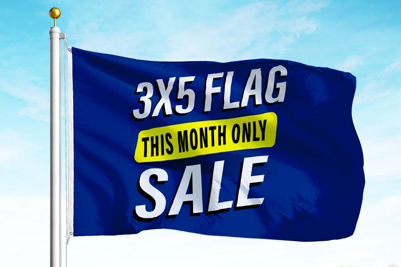 custom 3x5 flag sale