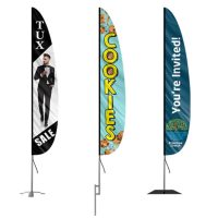 Belly Flag Banners