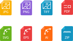 different types of files