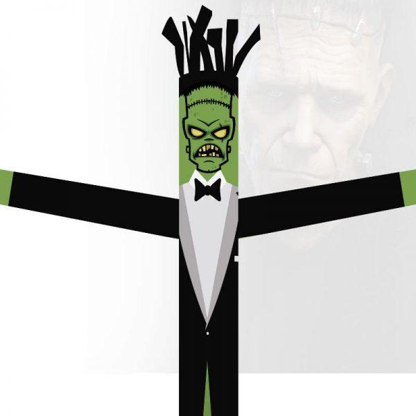 Frankenstein tube man