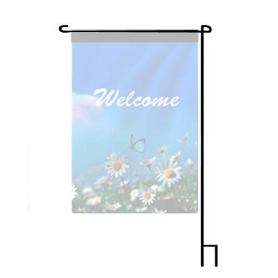 hardware for garden flags