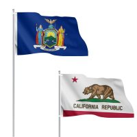 3x5 State Flags