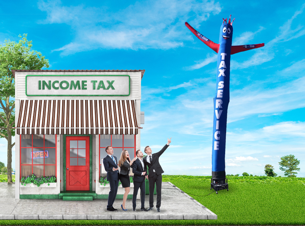income-tax-inflatable-tube-an-dancer